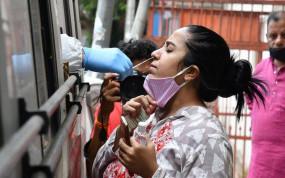 Coronavirus India: देश में पिछले 24 घंटे में कोरोना संक्रमण के 43,082 नए मामले, 492 लोगों ने गंवाई जान
