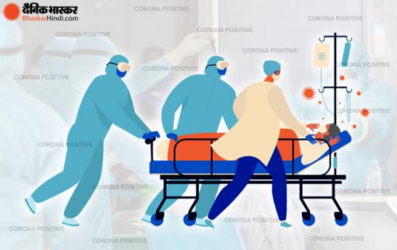 Covid-19 India Update: भारत में 24 घंटे में 45 हजार 576 नए संक्रमित सामने आए, 585 लोगों की मौत