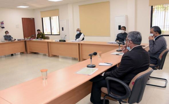 बिहार में हर हाल में हो अपराध नियंत्रण : नीतीश