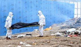 दिल्ली : कोविड मृतकों से पटे श्मशान घाट, हाईकोर्ट ने सरकार को लगाई फटकार