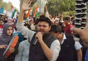 दिल्ली हिंसा : जामिया छात्र तनहा परीक्षा में बैठने के लिए पैरोल पर रिहा