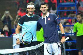 ATP Rankings: लगातार तीसरे साल शीर्ष-2 में रहते हुए साल का अंत करेंगे जोकोविच, नडाल