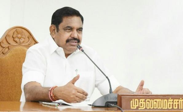 द्रमुक ने तमिलनाडु के सीएम को गंभीर परिणाम भुगतने की चेतावनी दी