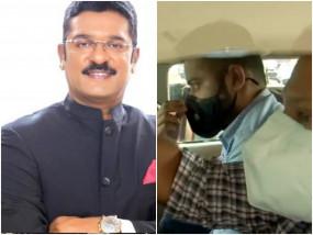 शिवसेना विधायक सरनाईक के घर-दफ्तर पर ईडी का छापा, राहुल नंदा से दोस्ती के चलते शिकंजा