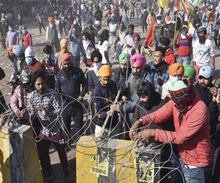 किसान आंदोलन: एसएफजे ने प्रदर्शनकारी किसानों के लिए 10 लाख डॉलर की मदद का किया ऐलान, हाई एलर्ट पर सुरक्षा एजेंसियां