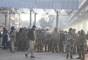 किसानों के दिल्ली-यूपी बॉर्डर पर नया मोर्चा खोलने की आशंका, पुलिस सतर्क