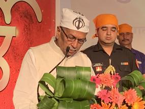बिहार विस में राज्यपाल के भाषण के दौरान विपक्ष का हंगामा, फागू चौहान ने समावेशी विकास पर दिया जोर