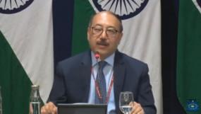 नेपाल पहुंचे विदेश सचिव श्रृंगला, द्विपक्षीय संबंध सुधारने पर की चर्चा
