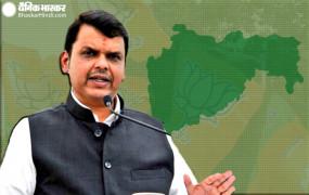 महाराष्ट्र में बनेगी बीजेपी सरकार ! देवेन्द्र फडणवीस बोले- इस बार सही समय पर लूंगा शपथ