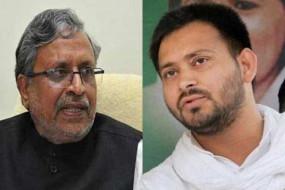 Bihar: मेवाराम के इस्तीफे के बाद अब सुशील मोदी ने कहा- IRCTC घोटाले में तेजस्वी करे रिजाइन