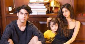 गौरी खान, सुहाना ने आर्यन को दी जन्मदिन की बधाई