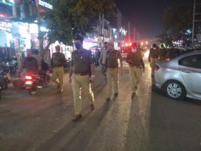गौतमबुद्धनगर: आगामी त्योहारों के मद्देनजर बढ़ाई गई सुरक्षा, बम निरोधक दस्ता भी मौजूद