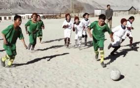 गोल्डन बेबी लीग ने लेह-लद्दाख में फूंकी है नई जान