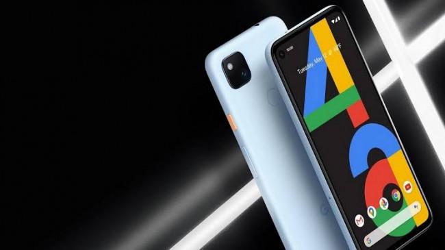 बेयर्ली ब्ल्यू रंग में लॉन्च हुआ गूगल पिक्सल 4ए