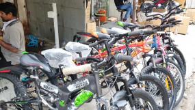 हीरो साइकिल को विदेशी कारोबार से 2022 तक 1000 करोड़ रुपये की कमाई का अनुमान