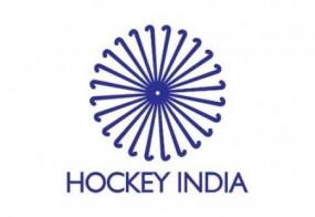 हिमाचल प्रदेश में हॉकी खिलाड़ियों ने अभ्यास शुरू किया