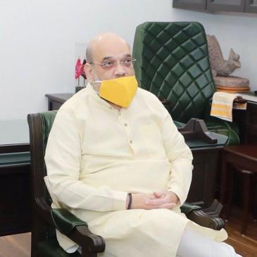 गृह मंत्री अमित शाह चेन्नई पहुंचे