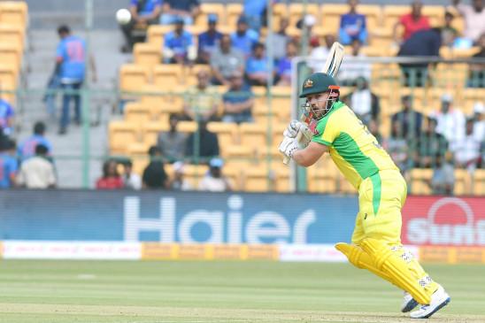 AUS VS IND: फिंच ने कहा- मुझे नहीं लगता वॉर्नर तीसरे वनडे में खेलेंगे