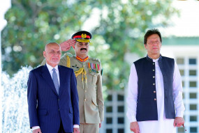 अगले हफ्ते अफगानिस्तान की यात्रा पर जाएंगे इमरान खान
