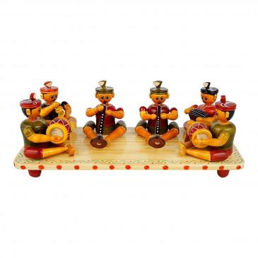 देसी खिलौने में बढ़ी ग्राहकों की दिलचस्पी, चीनी उत्पादों की घटी मांग