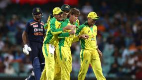 IND Vs AUS 1st ONE DAY: ऑस्ट्रेलिया दौरे पर टीम इंडिया की खराब शुरुआत, पहले वनडे में कंगारुओं ने 66 रन से मात दी