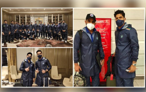 India Tour of Australia: आईपीएल के बाद ऑस्ट्रेलिया दौरे पर रवाना हुई टीम इंडिया, 27 नवंबर को पहला वनडे