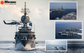 Malabar Exercise: समंदर में उतरा US, जापान, ऑस्ट्रेलिया और भारत, बंगाल की खाड़ी में युद्धाभ्यास, चीन की बढ़ी बैचेनी
