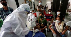 Coronavirus in India: देश में बीते 24 घंटे में कोरोना के 41,100 मामले सामने आए, कुल संख्या 88 लाख के पार पहुंची