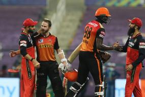 IPL-13 RCB VS SRH: कोहली ने कहा- हमारे पास डिफेंड करने के लिए बोर्ड पर अच्छा स्कोर नहीं था