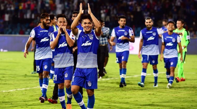 आईएसएल : फुटबॉल प्रशंसकों को अलग अनुभव देगा बेंगलुरू एफसी और मायफैन पार्क का करार