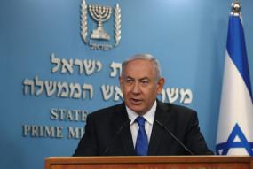इजरायल के प्रधानमंत्री कथित तौर पर सऊदी क्राउन प्रिंस से मिले