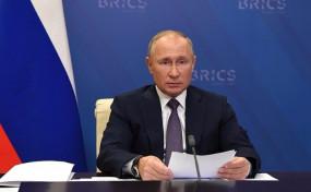 जो बाइडन को अमेरिका का राष्ट्रपति नहीं मान सकते : पुतिन