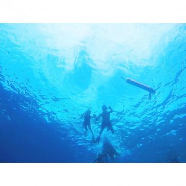 पति का हाथ थाम अंडर वॉटर डाइविंग करती दिखीं काजल अग्रवाल