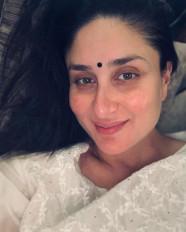 करीना कपूर खान को बिंदी लगाना है पसंद