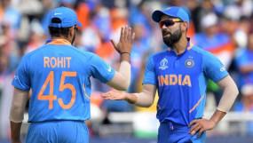 Ind Vs Aus : वनडे सीरीज के पहले मैच से पहले कोहली ने कहा- रोहित शर्मा की चोट को लेकर स्थिति साफ नहीं