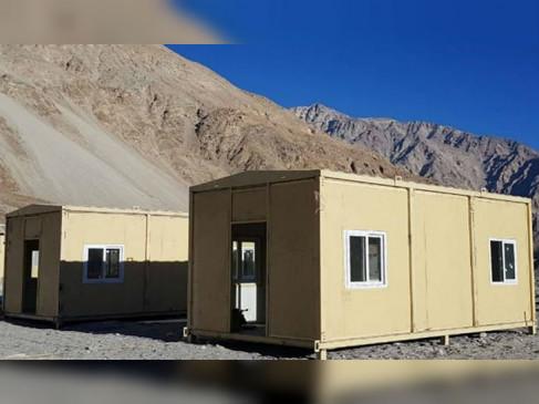 लद्दाख: -40 डिग्री में भी चीन को चुनौती देगी सेना, सीमा पर तैनात सैनिकों को मिली नई हाउसिंग फेसिलिटी