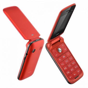 लावा ने लॉन्च किया सस्ता फ्लिप फीचर फोन