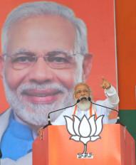 जम्मू-कश्मीर में भ्रष्टाचार कम करने के लिए पहली बार बना कानून : मोदी