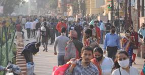 भारत में लगातार 15वें दिन दर्ज हुए 50 हजार से कम कोविड-19 मामले