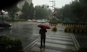 दिल्ली-एसीआर में हल्की बारिश से हवा की गुणवत्ता सुधरी
