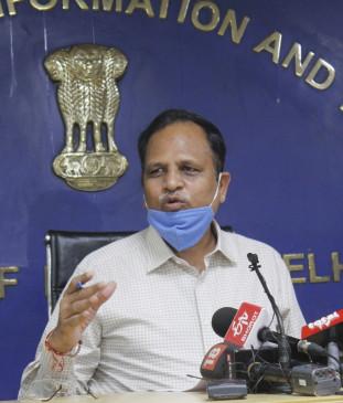 दिल्ली में अब फिर से नहीं होगा लॉकडाउन : सत्येंद्र जैन