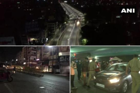 कोरोना की मार: महाराष्ट्र के बाद मध्यप्रदेश, गुजरात और राजस्थान में सख्त नियम, कई जिलों में नाइट कर्फ्यू