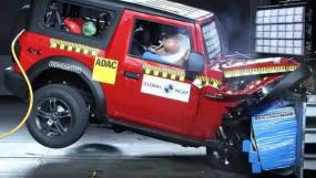Mahindra: Thar को Global NCAP क्रैश टेस्ट में मिली 4 स्टार रेटिंग, जानें कितनी है सुरक्षित