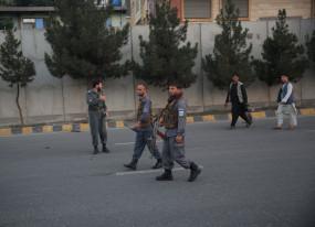 काबुल में कई रॉकेट दागे गए : पुलिस