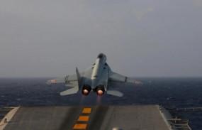 अरब सागर में मिग-29 दुर्घटनाग्रस्त, एक पायलट लापता