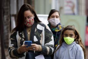 अमेरिका में 10 लाख से ज्यादा बच्चे कोरोना से संक्रमित : रिपोर्ट