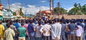 त्रिपुरा में शरणार्थियों के पुनर्वास के खिलाफ आंदोलन खत्म