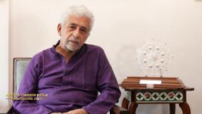 नसीरुद्दीन शाह आदित्य विक्रम बिड़ला कलाशिखर पुरस्कार से सम्मानित