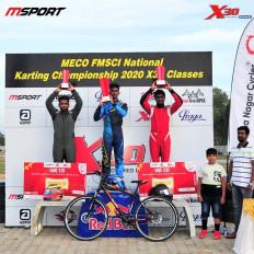 नेशनल कार्टिग : सूरिया, रुहान और इशान ने जीता खिताब
