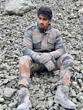 वेब फिल्म में निशांत सिंह मलकानी बने आर्मी अफसर